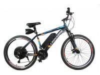 Электровелосипед Spider Man 26 колесо 36В 500Вт 10Ач литий ионный аккумулятор