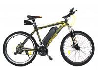 Электровелосипед BLAST 26 колесо 36В 350Вт 10Ач на литий ионном аккумуляторе