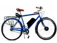 Электровелосипед Дорожник Комфорт 28 колесо 36В 350Вт 12,5Ач литий ионный аккумулятор