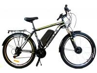 Электровелосипед Magnum 26 колесо 36В 350Вт 13Ач литий ионный аккумулятор