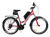 Электровелосипед OMEGA 26 колесо 350Вт 8Ач литий ионный аккумулятор