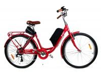 Электровелосипед RUBY колесо 26 36В 350Вт 8Ач литий ионный аккумулятор
