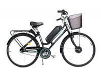 Электровелосипед SEINE woman 26 колесо 36В 350Вт 13Ач на литий ионном аккумуляторе