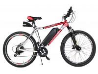 Электровелосипед KALIBER 26 колесо 36В 350Вт 10Ач на литий ионном аккумуляторе
