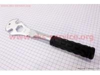 """Ключ снятия педалей 9/16"""" и гаек 15/24мм, KL-9730G [Китай]"""