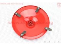 Роторная косилка - Тарелка (диск) в сборе с ножами [Китай]