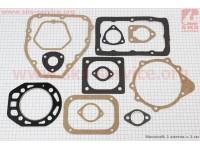 Прокладки двигателя к-кт (11шт) R180NM под короткую крышку [TATA]