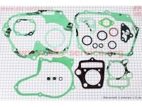 Прокладки двигателя к-кт 70cc + манжеты [TMMP]