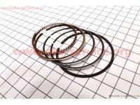 Кольца поршневые (комплект) 100сс - 50мм +0,75 на Delta (Farmer)
