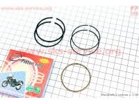 Кольца поршневые 70сс 47мм STD [Китай]