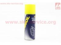 Silicone Spray - Силиконовая смазка, водоотталкивающая, аэрозоль 200ml