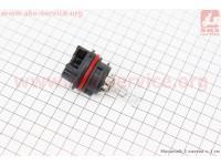 Лампа фары PH11 12V 40/40W (AF35/48) пластмасс. цоколь [Китай]