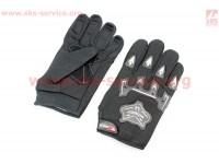 Перчатки Черные [Китай]