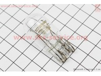 Лампа стопа (без цоколя) 12V21/5W  T20 [SCT]