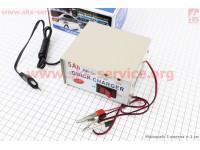 Зарядное устройство для АКБ 6V/12V стационарное [Китай]