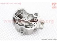 Головка цилиндра 200cc-63,5mm + клапана к-кт - водяное охлаждение [Китай]