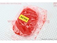 Фильтр-элемент воздушный  с пропиткой (поролон), красный [Китай]