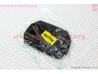 Фильтр-элемент воздушный  с пропиткой (поролон), черный [Китай]