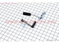 Щетки генератора 12V к-кт 2шт