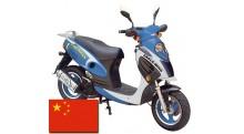 Запчасти для китайских скутеров