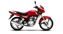 Запчасти на Jianshe YB125 и Yamaha - YBR125
