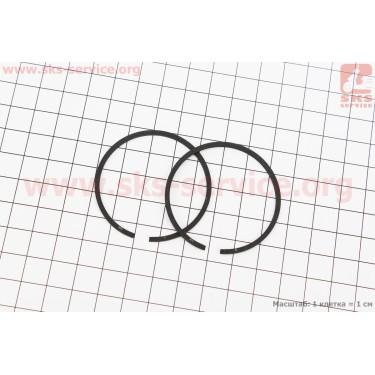 Кольца поршневые 5200 45х1,2мм [NOKER]