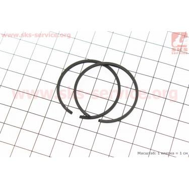 Кольца поршневые 34х1,5мм Stihl FS-38/45/55, OLEO MAC SPARTA 25 [NOKER]