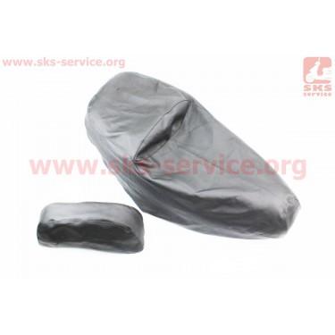 Viper - F1/F50 Чехол сиденья (эластичный, прочный материал) черный [Украина]