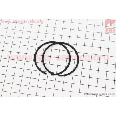 Кольца поршневые 4500 43х1,2мм [TATA]