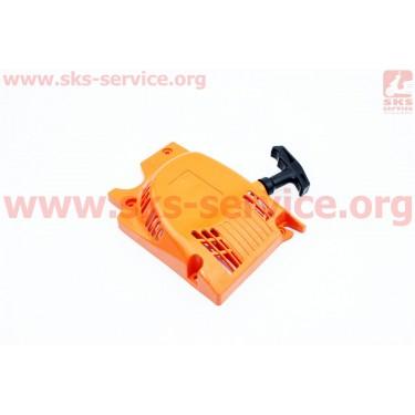 Стартер в сборе, 2зацепа, 4500/5200 Тип №1 [Китай]