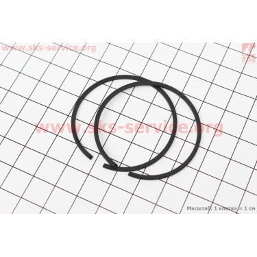 Кольца поршневые 4500 43х1,2мм [WOODMAN]