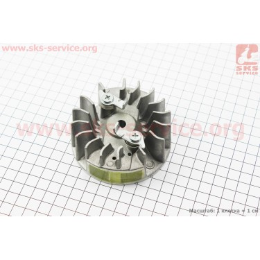 Ротор магнето в сборе [Китай]