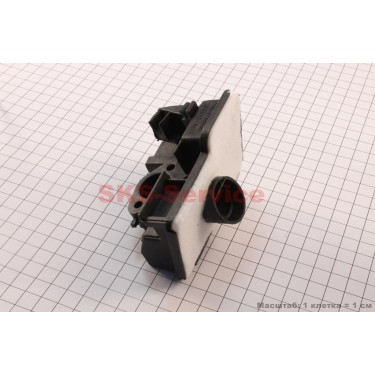Фильтр воздушный в сборе MS-170/180 [Китай]