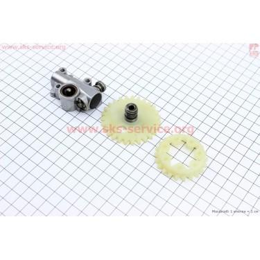 Насос масляный MS-380/381 [Китай]