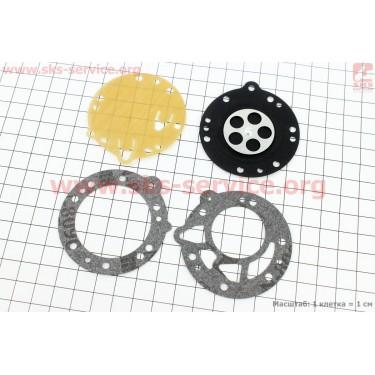 Ремонтный комплект карбюратора MS-070, 4 детали [Китай]