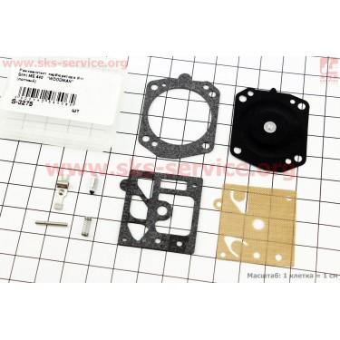 Ремкомплект карбюратора MS-280/341/361/440/460 (полный)