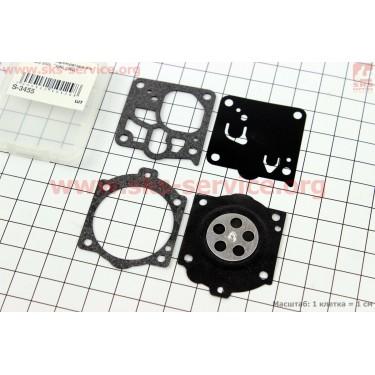 Ремонтный комплект карбюратора MS-640/650/660, TS-400/700/800, 4 детали [Китай]