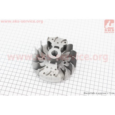 Ротор магнето 1E40F-1E44F [Китай]
