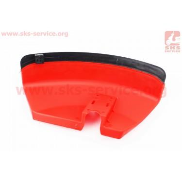 Защита ножа пластмассовая с резинкой (лопух) [Китай]
