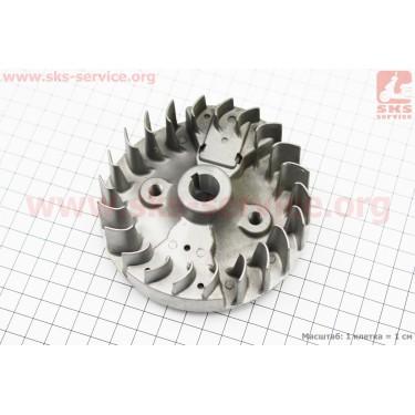 Ротор магнето HONDA GX35 (CG438) - 4Т [Китай]