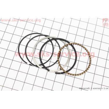 Кольца поршневые 40мм HONDA GX35 (CG438) - 4Т [Китай]