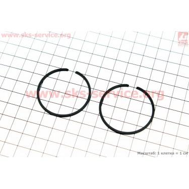 Кольца поршневые 40мм [WOODMAN]