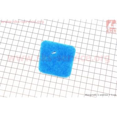 Фильтр воздушный - элемент, войлок с пропиткой Stihl FS-38/45/55 [Китай]