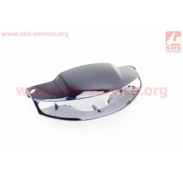 """Honda DIO AF-27 пластик - руля передний """"голова"""", темно-СИНИЙ [Китай]"""
