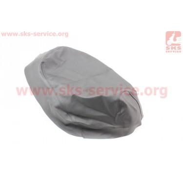 Чехол сидения Honda DIO FIT (эластичный, прочный материал) черный [Украина]