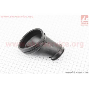 Патрубок фильтра воздушного к карбюратору  [Китай]