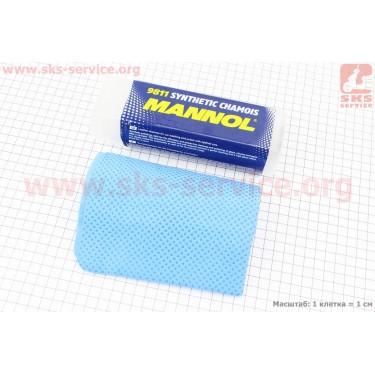 Synthetic Chamois / Искусственная замша для мытья и полировки [MANNOL]
