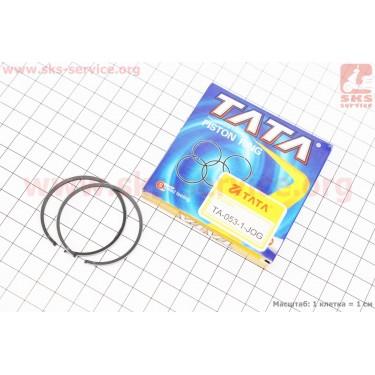 Кольца поршневые Yamaha JOG50 40мм +0,25 [TATA]