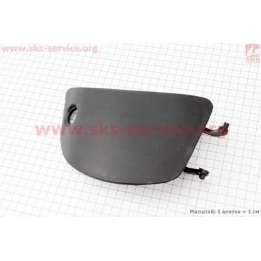 Honda DIO AF-34/35 пластик - лючок бака топливного [Китай]