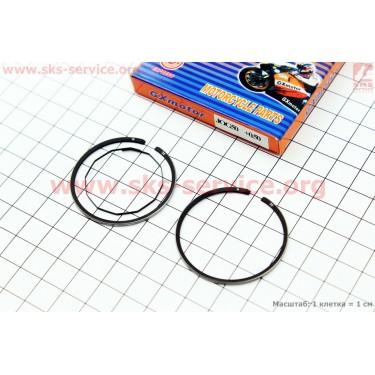 Кольца поршневые Yamaha JOG50 40мм +0,5 [GX-Viper]